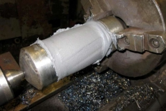 Downtown Arena BELZONA 1111 Shaft Lathe Repair 5 2013 031-1000