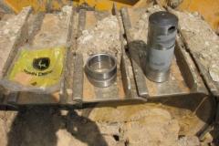 Downtown Arena BELZONA 1111 Shaft Lathe Repair 5 2013 034-1000